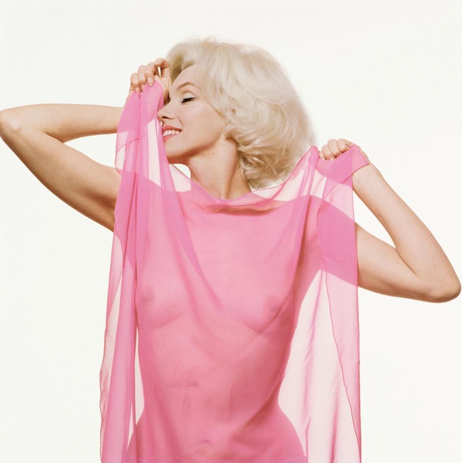Marilyn Monroe (The Last Sitting, 1962) by Bert Stern